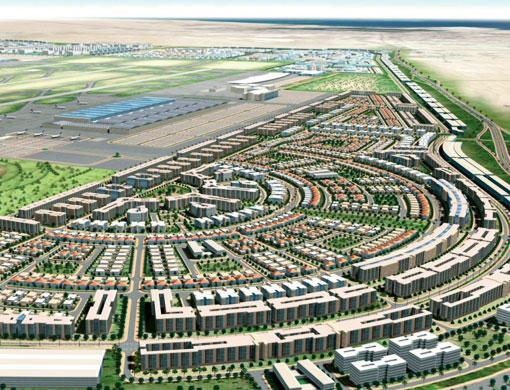 Dubai Logistics City (DLC) - ChoiceUAE com